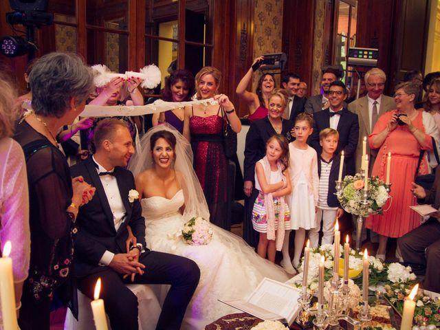 Le mariage de Emmanuel et Samareh à Paris, Paris 42