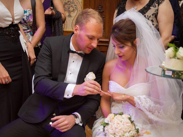 Le mariage de Emmanuel et Samareh à Paris, Paris 45
