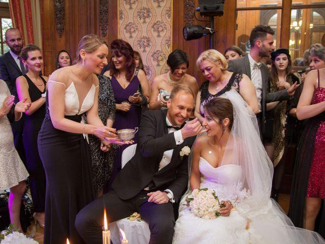 Le mariage de Emmanuel et Samareh à Paris, Paris 47