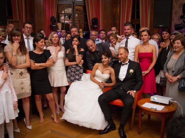 Le mariage de Emmanuel et Samareh à Paris, Paris 61