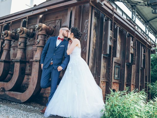 Le mariage de Nicolas et Elodie à Nantes, Loire Atlantique 3