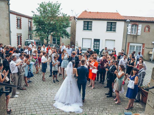 Le mariage de Nicolas et Elodie à Nantes, Loire Atlantique 11