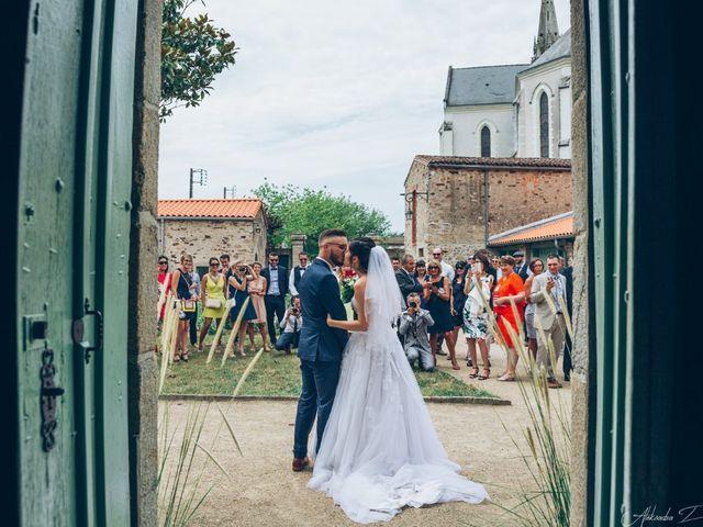 Le mariage de Nicolas et Elodie à Nantes, Loire Atlantique 15