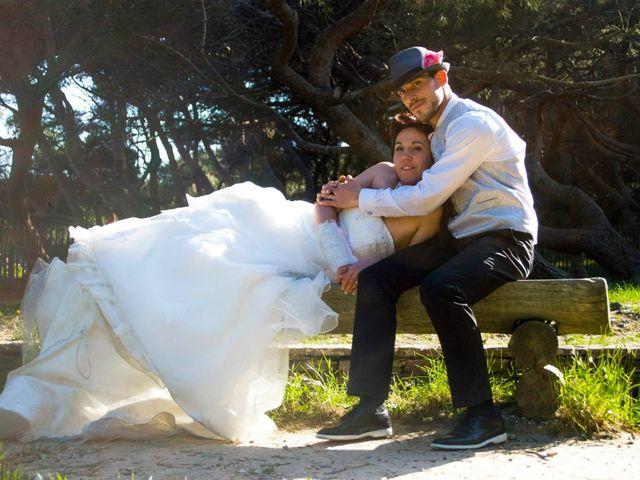 Le mariage de Etienne et Cyndie à Six-Fours les Plages, Var 6