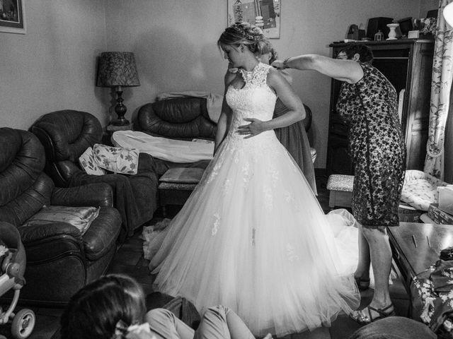 Le mariage de Cédric et Anne-Claire à Le Foeil, Côtes d'Armor 10
