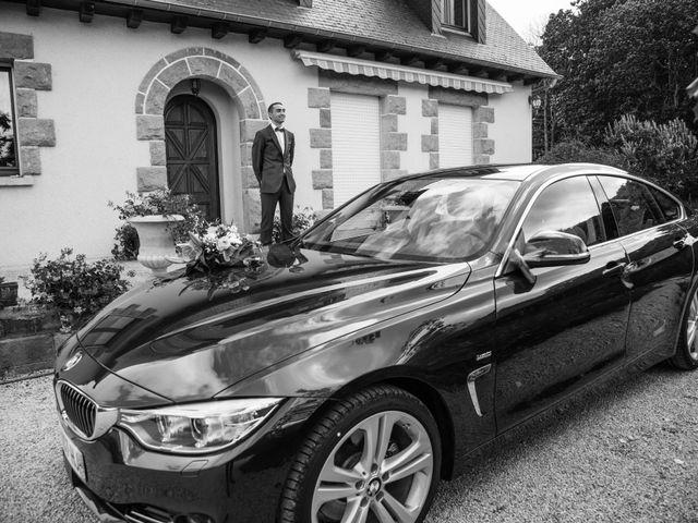 Le mariage de Cédric et Anne-Claire à Le Foeil, Côtes d'Armor 22