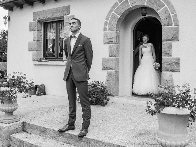 Le mariage de Cédric et Anne-Claire à Le Foeil, Côtes d'Armor 25