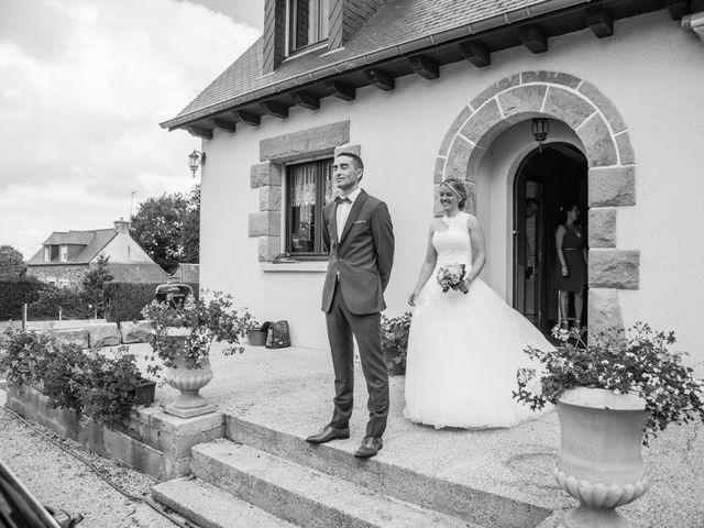 Le mariage de Cédric et Anne-Claire à Le Foeil, Côtes d'Armor 26