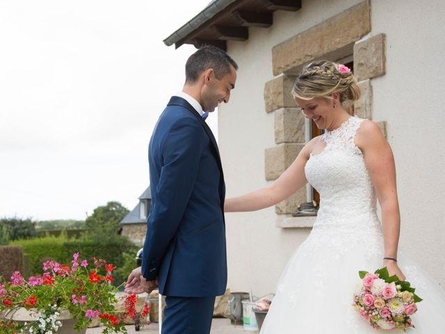 Le mariage de Cédric et Anne-Claire à Le Foeil, Côtes d'Armor 27