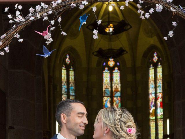 Le mariage de Cédric et Anne-Claire à Le Foeil, Côtes d'Armor 48