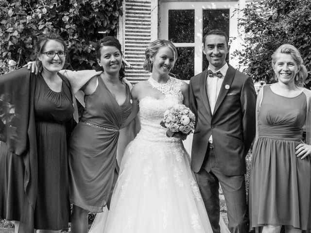Le mariage de Cédric et Anne-Claire à Le Foeil, Côtes d'Armor 65