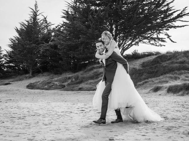 Le mariage de Cédric et Anne-Claire à Le Foeil, Côtes d'Armor 120