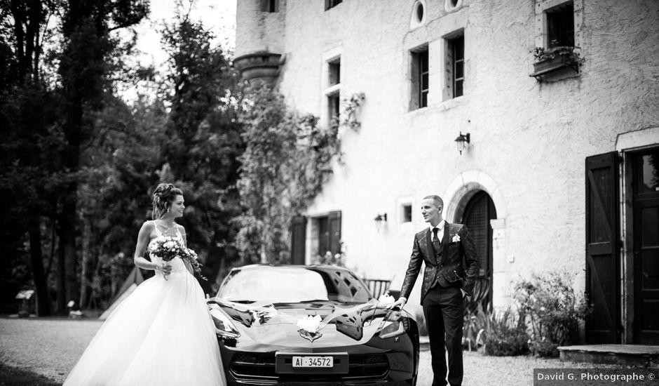Le mariage de Romain et Euphroisyne à Voiron, Isère