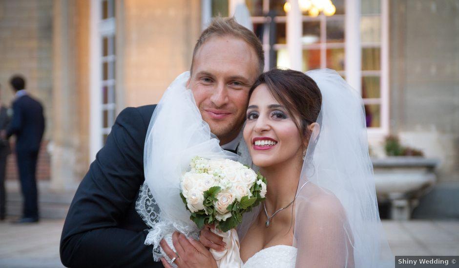 Le mariage de Emmanuel et Samareh à Paris, Paris