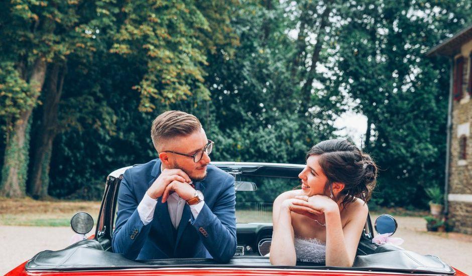 Le mariage de Nicolas et Elodie à Nantes, Loire Atlantique