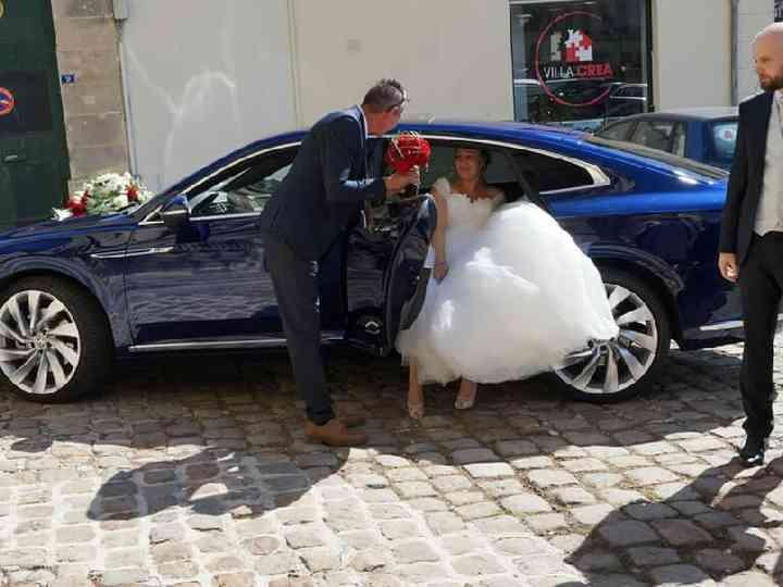 Le mariage de Séverine et Francois