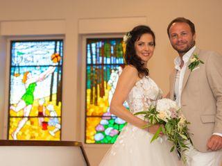 Le mariage de Tatiana et Vanson