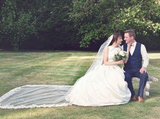 Le mariage de Mathilde et Cyprien