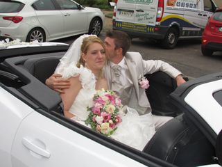 Le mariage de Tiffany et Sebastien