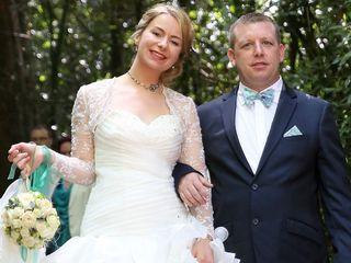 Le mariage de Cédric et Karen