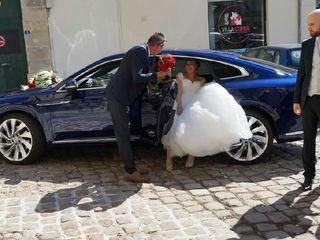 Le mariage de Séverine et Francois 1