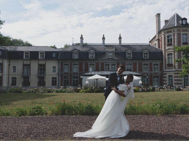 Le mariage de Mathilde et Maxime