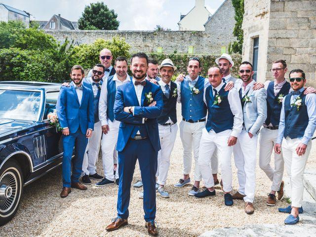 Le mariage de Grégory et Angie à Douarnenez, Finistère 25