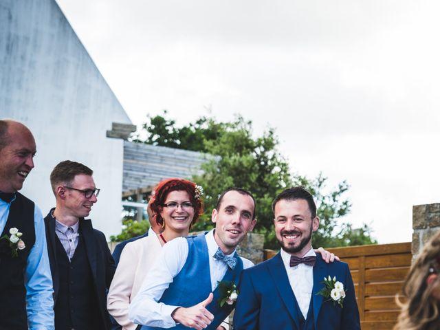 Le mariage de Grégory et Angie à Douarnenez, Finistère 30