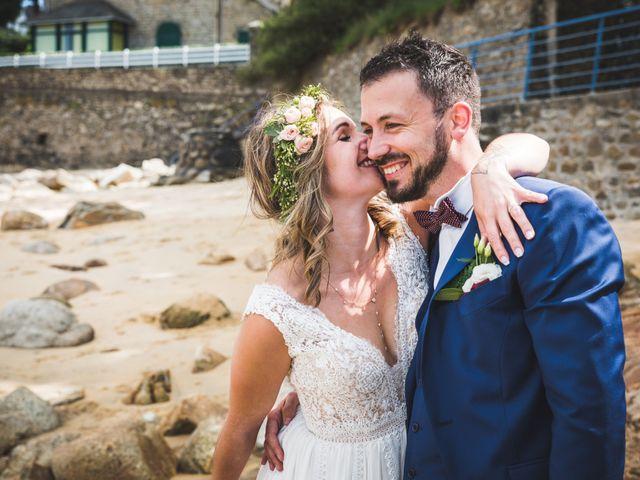 Le mariage de Grégory et Angie à Douarnenez, Finistère 36