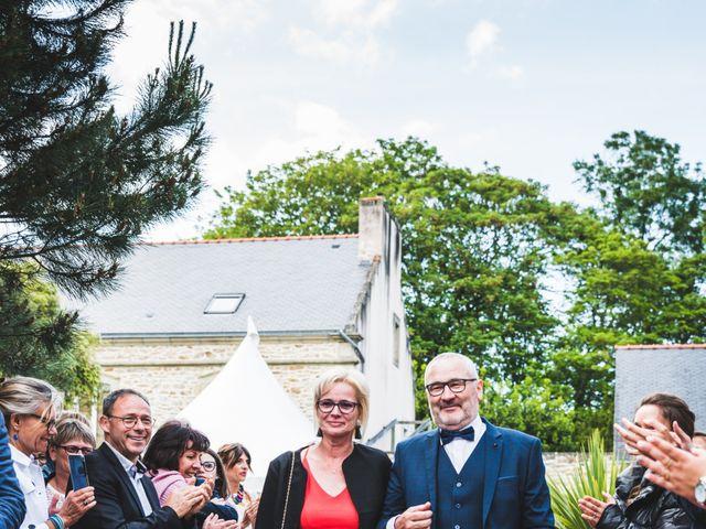 Le mariage de Grégory et Angie à Douarnenez, Finistère 43