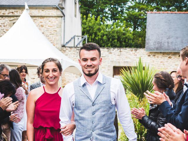Le mariage de Grégory et Angie à Douarnenez, Finistère 45