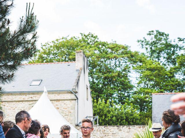 Le mariage de Grégory et Angie à Douarnenez, Finistère 46