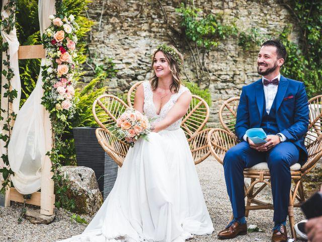 Le mariage de Grégory et Angie à Douarnenez, Finistère 53
