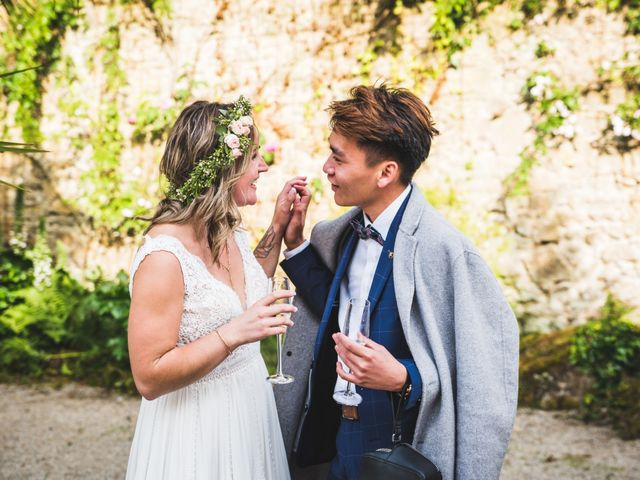 Le mariage de Grégory et Angie à Douarnenez, Finistère 92