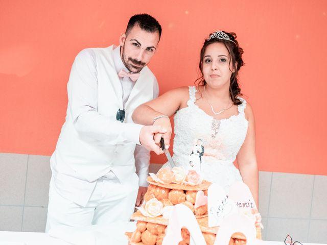 Le mariage de Benjamin  et Dorine à Nogent-sur-Seine, Aube 9