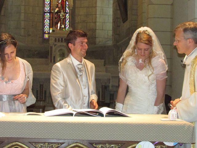 Le mariage de Sebastien et Tiffany à Langeais, Indre-et-Loire 4