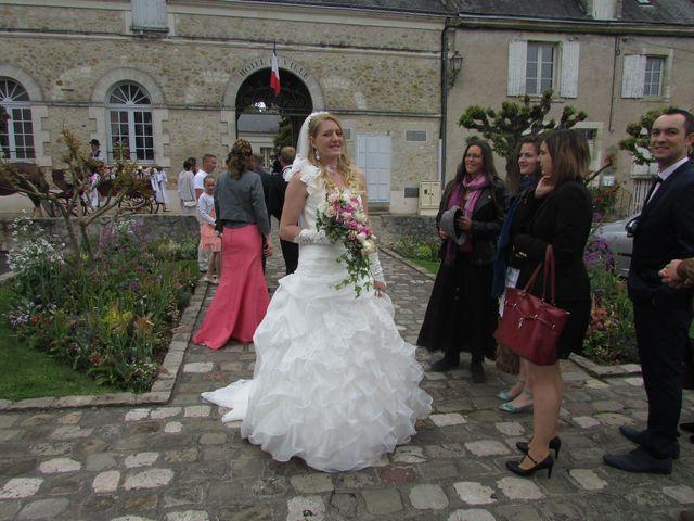 Le mariage de Sebastien et Tiffany à Langeais, Indre-et-Loire 5