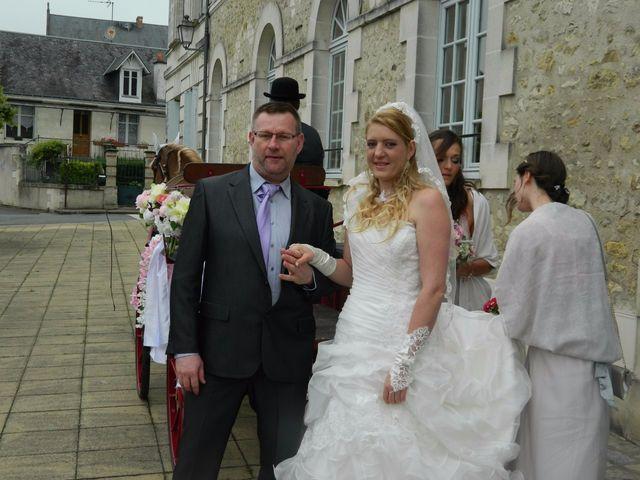 Le mariage de Sebastien et Tiffany à Langeais, Indre-et-Loire 8