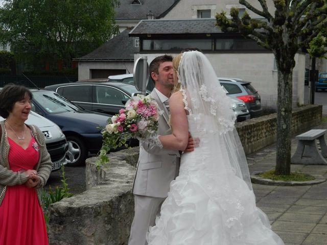 Le mariage de Sebastien et Tiffany à Langeais, Indre-et-Loire 9