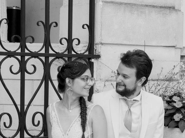 Le mariage de Pamela et Valier à Livry-Gargan, Seine-Saint-Denis 3