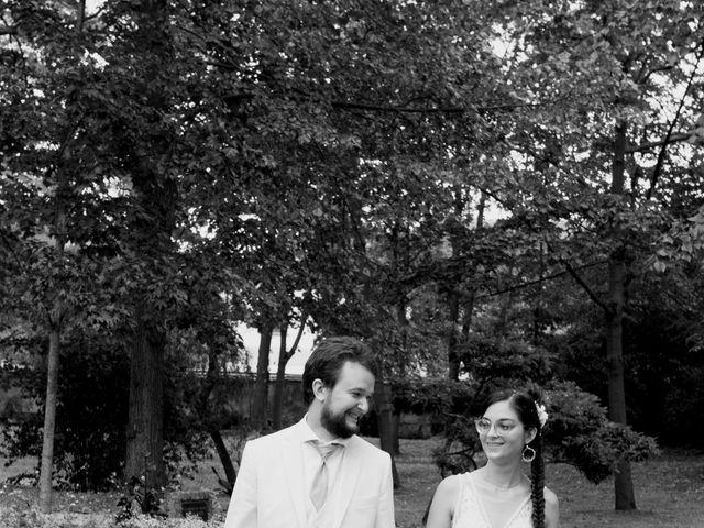 Le mariage de Pamela et Valier à Livry-Gargan, Seine-Saint-Denis 4