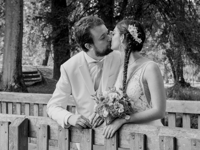 Le mariage de Valier et Pamela