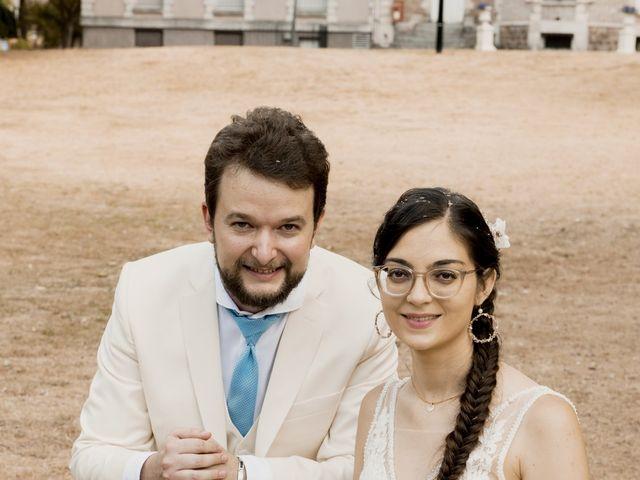 Le mariage de Pamela et Valier à Livry-Gargan, Seine-Saint-Denis 7