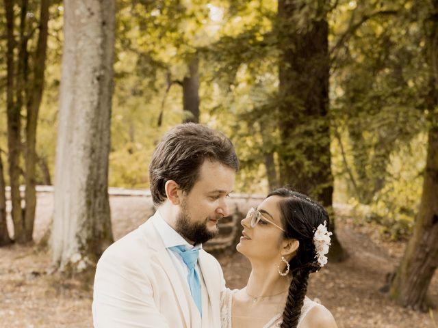 Le mariage de Pamela et Valier à Livry-Gargan, Seine-Saint-Denis 8