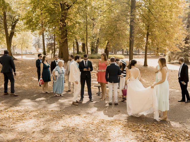 Le mariage de Pamela et Valier à Livry-Gargan, Seine-Saint-Denis 9