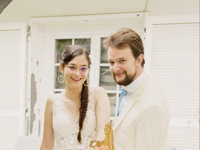 Le mariage de Pamela et Valier à Livry-Gargan, Seine-Saint-Denis 14