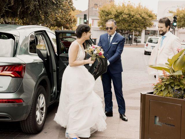 Le mariage de Pamela et Valier à Livry-Gargan, Seine-Saint-Denis 16