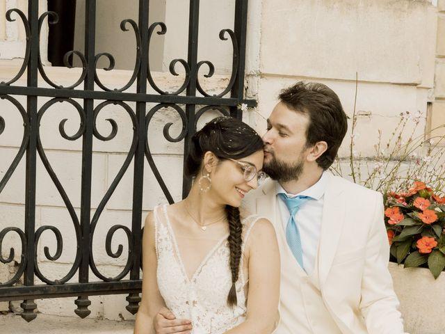 Le mariage de Pamela et Valier à Livry-Gargan, Seine-Saint-Denis 20