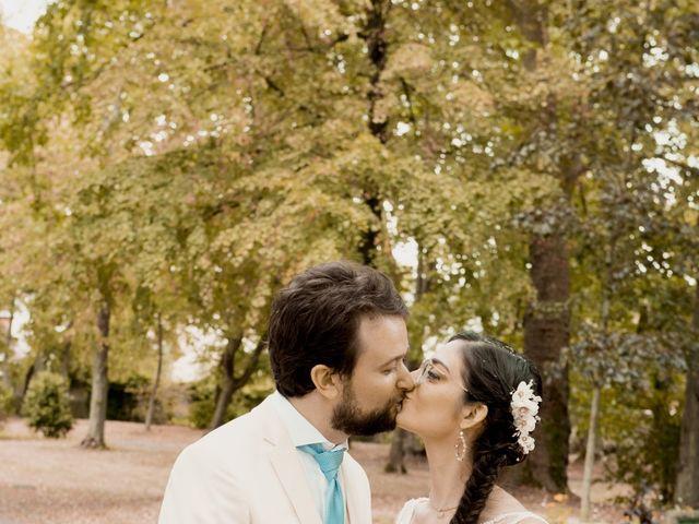 Le mariage de Pamela et Valier à Livry-Gargan, Seine-Saint-Denis 21