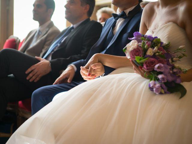Le mariage de Fabrice et Aicha à Paris, Paris 11